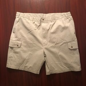 "FREE TEE/""NEW"" SAVANE CARGO SHORTS"